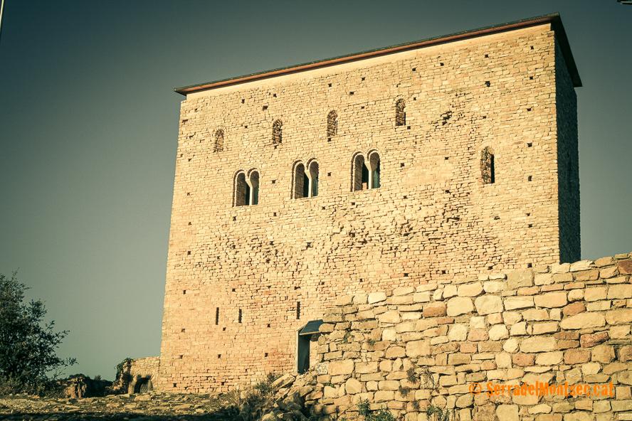 Castell de Llordà. Isona i Conca Dellà. Conca de Tremp. Pallars Jussà. Montsec de Rúbies (o de Meià).