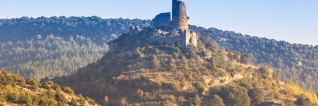 Castell de Falç, Tolba. Ribagorça. Osca