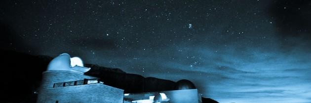 El Montsec, Destí Turístic Starlight
