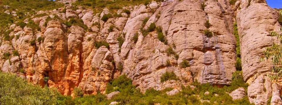 Jaciment de la Cova del Parco. Alòs de Balaguer, La Noguera.