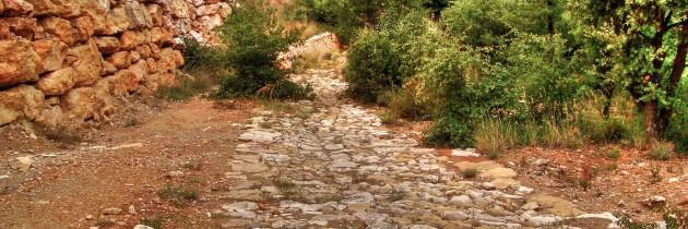 La Via Romana d'Àger.