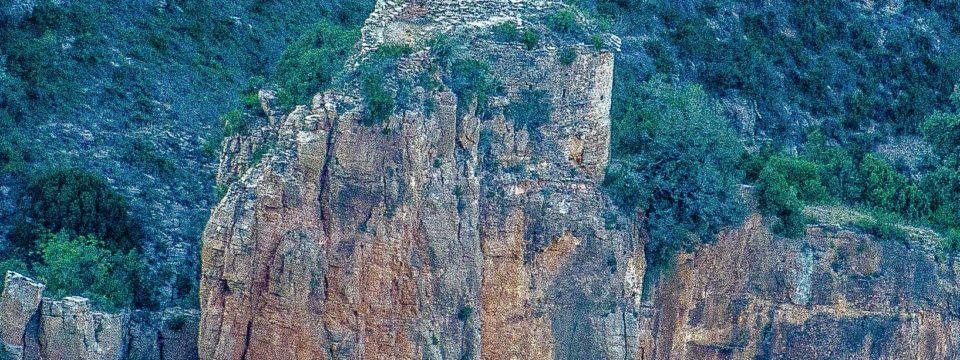 Sant Pere de la Vall. Santa Linya.