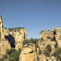Sant Pere de Queralt o Sant Pere de la Vall. Santa Linya, La Noguera. Les Avellanes i Santa Linya. Montsec