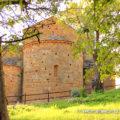 Santa Maria de Covet, Isona i Conca Dellà, Pallars Jussà. Lleida, Catalunya. Montsec de Rúbies (o de Meià).